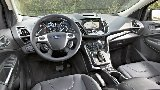 Con interior familiar, Ford Escape 2013