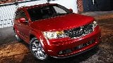 Dodge Journey 2012 en movimiento